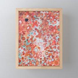Cells Framed Mini Art Print