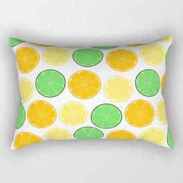 Fresh citrus Rectangular Pillow