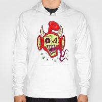 evil dead Hoodies featuring Evil Dead Po by Artistic Dyslexia