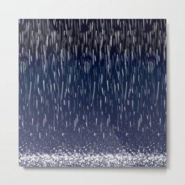 Rain Down Metal Print