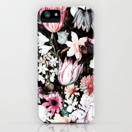 Flora Gothica iPhone Case