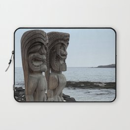 Hawaiian Tikis Laptop Sleeve