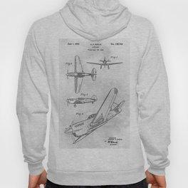 1942 Airplane Hoody