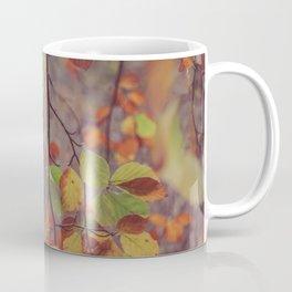 Falling Leaves II Coffee Mug