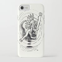 revolution iPhone & iPod Cases featuring Revolution! by Rilke Guillén