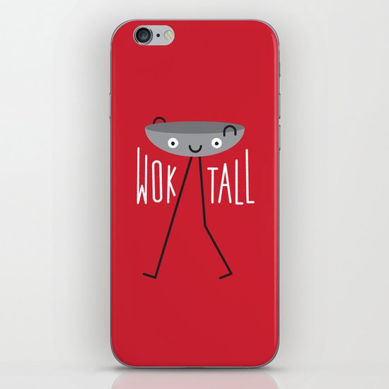 A Stirring Exhortation iPhone & iPod Skin