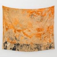arab Wall Tapestries featuring Silk Road by Fernando Vieira