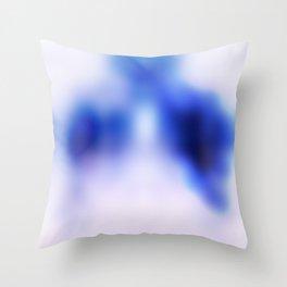 Inkblot Throw Pillow