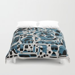 COMPLEXITY Duvet Cover
