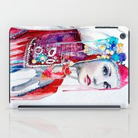 the national iPad Cases featuring  Bulgarian national costume by Slaveika Aladjova