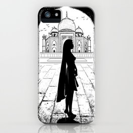 Kali the Black iPhone Case