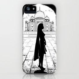 Kali the Black iPhone Case