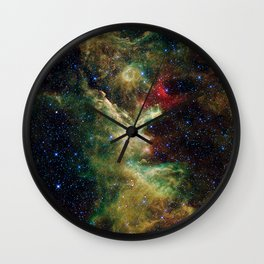 Heart of Cepheus Wall Clock