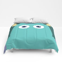PIXAR CHARACTER POSTER - Sulley - Monsters, Inc. Comforters