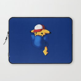 Chu In The Pocket Laptop Sleeve