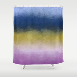 Gluttony Shower Curtain