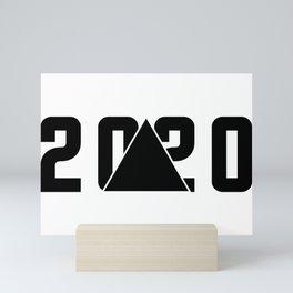 2020 Mini Art Print