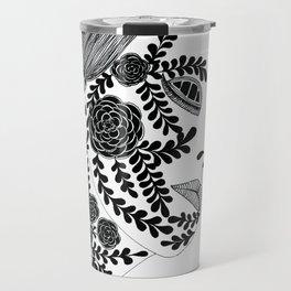 Sensitive Woman Travel Mug
