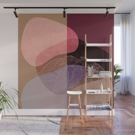 Dual Perspective Wall Mural
