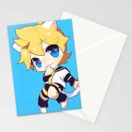 Kitty Len Stationery Cards