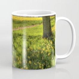 Daffodil Meadow Coffee Mug