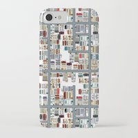 the neighbourhood iPhone & iPod Cases featuring Neighbourhood pattern by Rceeh