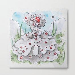 Empire of Mushrooms: Hydnellum peckii Metal Print