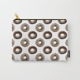 Donut Polka Dot Pattern Carry-All Pouch