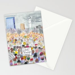 Boston March 2017 Stationery Cards