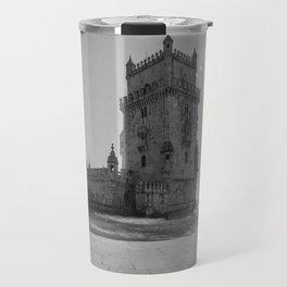 Torre de Belém, Lisbon Travel Mug