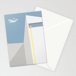modern rapunzel Stationery Cards