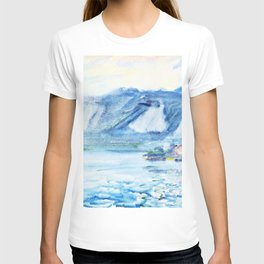 John Peter Russell - Lake Orta, Italy - Digital Remastered Edition T-shirt