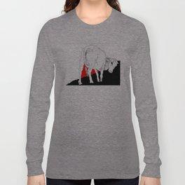 Don't eat me Long Sleeve T-shirt