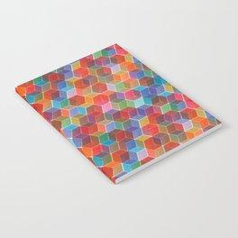 Hexagons Notebook