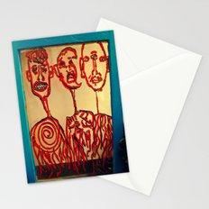 we belong  Stationery Cards