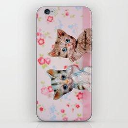 Hello kitties iPhone Skin