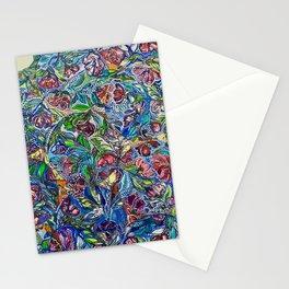 Polka Dot Study Stationery Cards