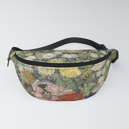Vincent van Gogh - Bouquet of Flowers in a Vase Fanny Pack
