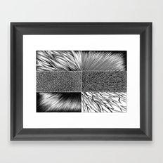Panel Framed Art Print