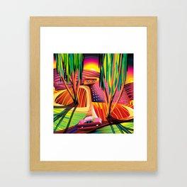 Gorilla Republic Framed Art Print