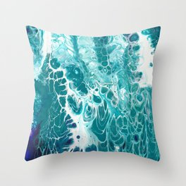 174, of Scales and Scars Throw Pillow