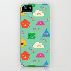 Happy! Pattern iPhone SE Slim Case