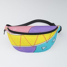 Total Recall Fanny Pack