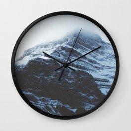 Rockies (Colour) Wall Clock