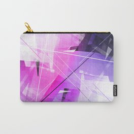 Replica - Geometric Abstract Art Carry-All Pouch