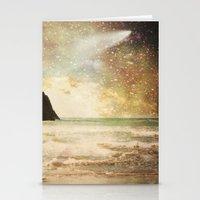 interstellar Stationery Cards featuring Interstellar by Jenndalyn