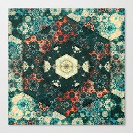Mosaic 1.1 Canvas Print