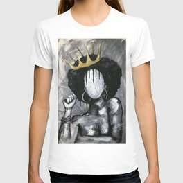 Naturally Queen T-shirt