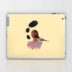 all at once, disappeared Laptop & iPad Skin