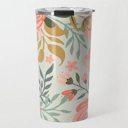 Ambrosia Florals Travel Mug